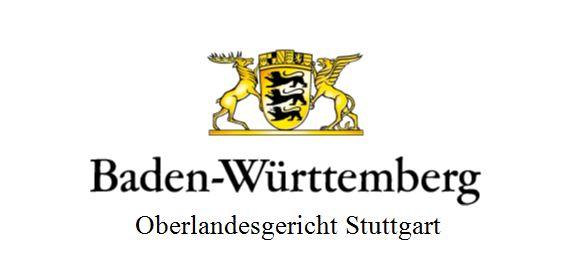 Oberlandesgericht Stuttgart