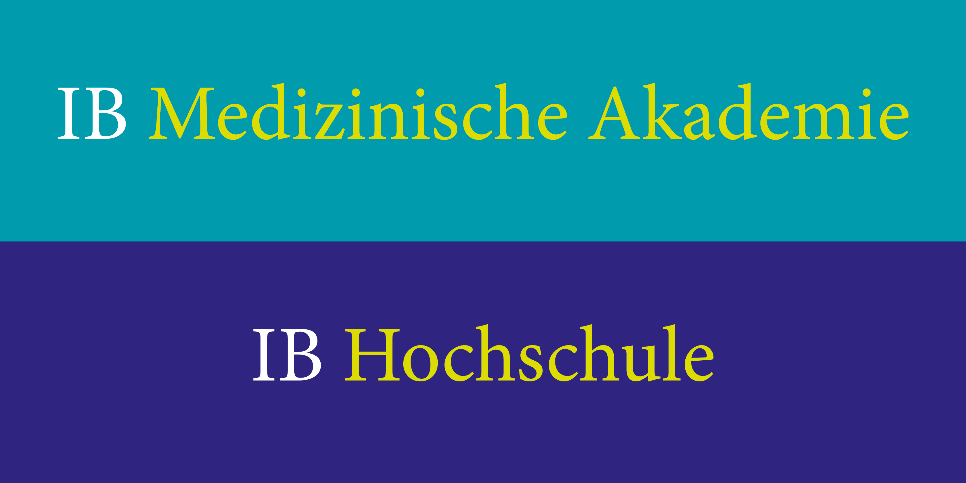 IB Medizinische Akademie / IB Hochschule