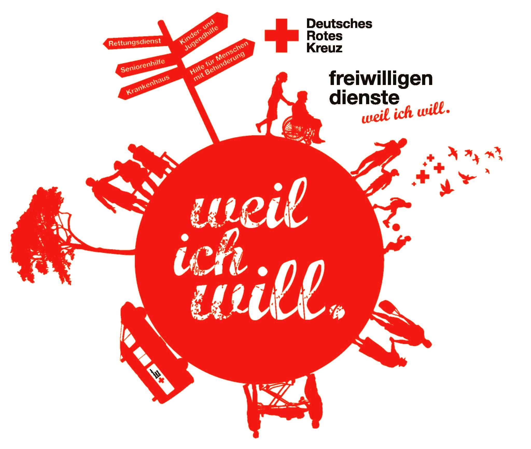 Deutsches Rotes Kreuz - Freiwilligendienste